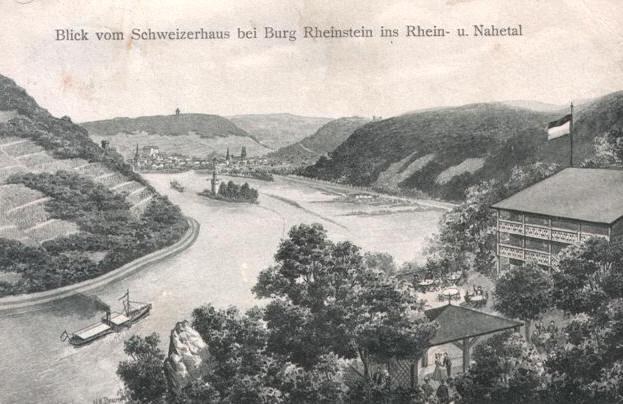 Schweizerhaus bingen
